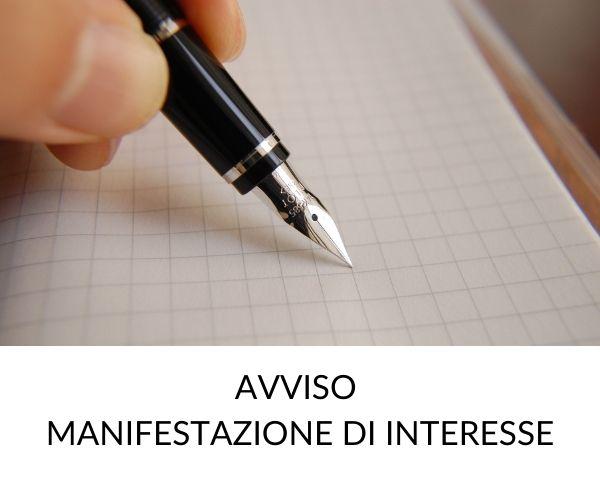 Avviso manifestazione di interesse individuazione di operatori economici per l'affidamento del servizio manutenzione patrimonio comunale