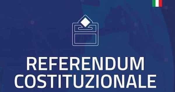Referendum Costituzionale del 20 e 21 settembre 2020 - Elettori temporaneamente all'estero