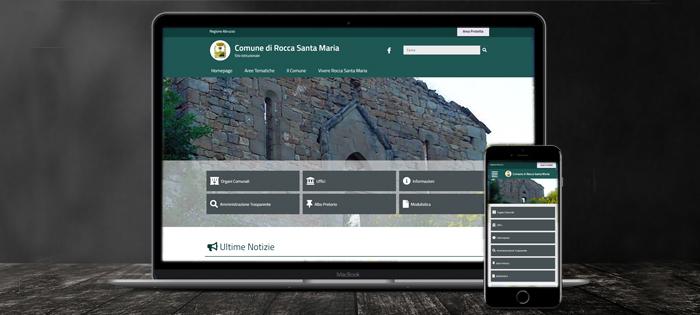 Nuovo sito web a norma Privacy e Design